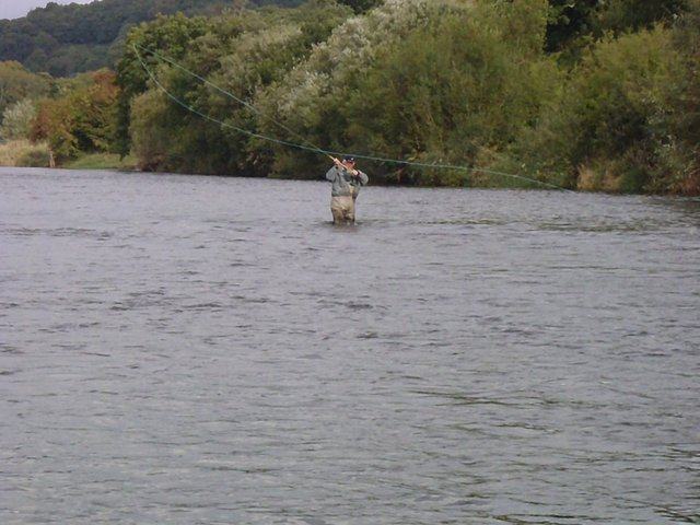 Fishing at Ballyduff House 4