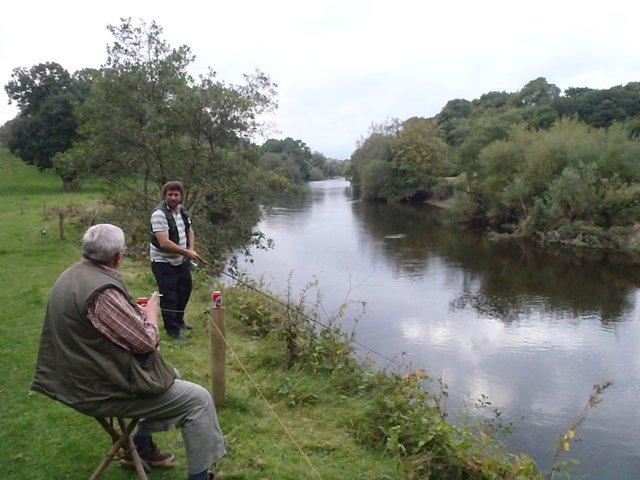 Fishing at Ballyduff House 3