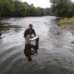 Fishing at Ballyduff House 2
